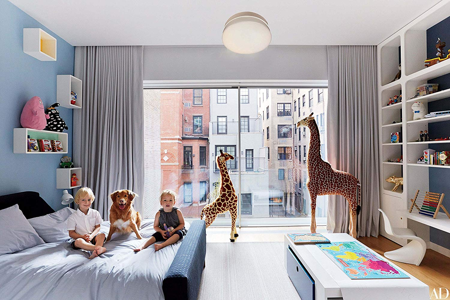 How to Design a Kids Room that Fosters Creativity