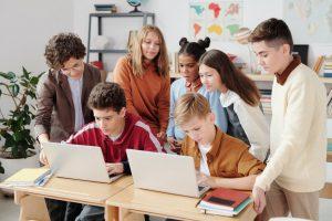 using social media in education